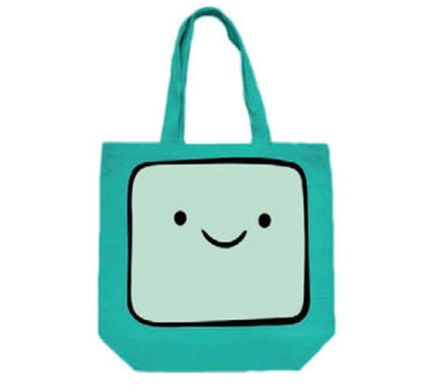 Adventure Time BMO Tote Bag