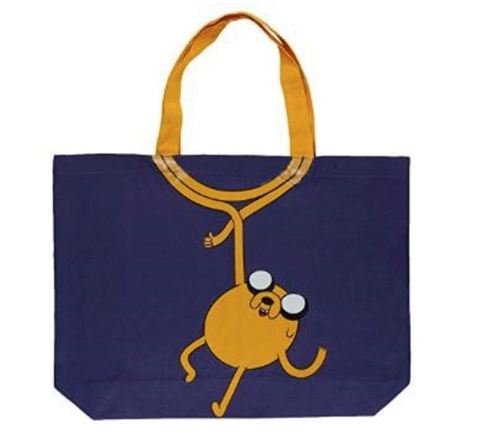 Adventure Time Jake's Arm Tote Bag