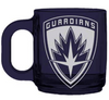 Guardians of the Galaxy Logo Glass Mug