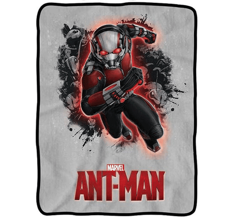 Ant-Man Fleece Blanket