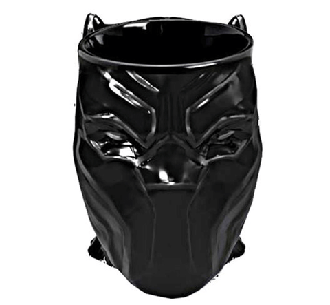 Black Panther 16 oz. Molded Mug