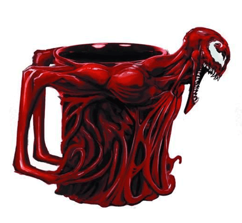 Carnage Rising 25 oz. Molded Mug