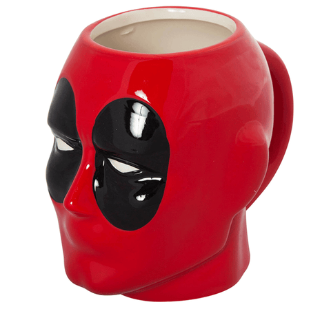 Deadpool 16 oz. Molded Mug