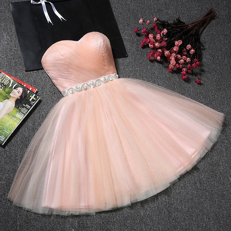 Homecoming Dress, Back To School Dresses ,Short Prom Dress For Teens ...