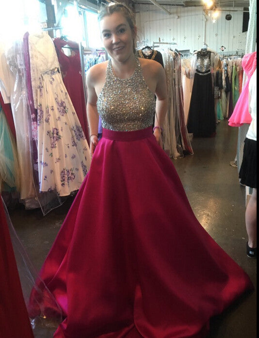 Dress For Prom With Pockets Prom Dresses Graduation Party Dresses
