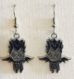 Death Note | Earrings |  New Surgical  Hook