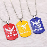 Pokemon | Necklace | New Pokemon GO ALL Teams Logos 3 Styles