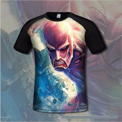 Attack on Titan | T-shirt | Casual Flexible Short Sleeve 10 Styles