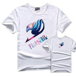 Fairy Tail | T-shirt | Cotton and Short Sleeves 17 Styles
