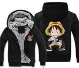 One Piece | Hoodie | Awesome Characters Printed 21 Styles