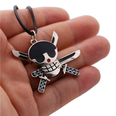 One Piece | Necklace | Skeletons (Anime) Figures 3 Styles