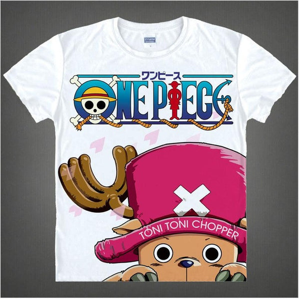 One Piece | T-shirt | Funny and Casual 3D Characters Printing 21 Styles