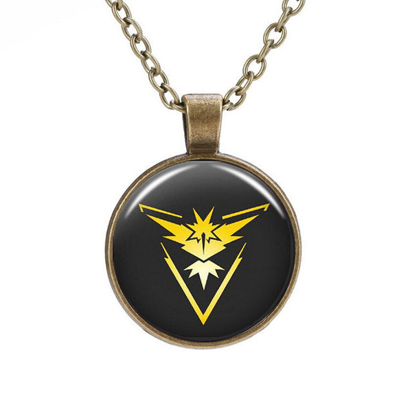 Pokemon | Necklace | Pokemon GO ALL Team Logos 12 Styles