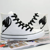 Fairy Tail Shoes, Cool High-Top Shoes Style