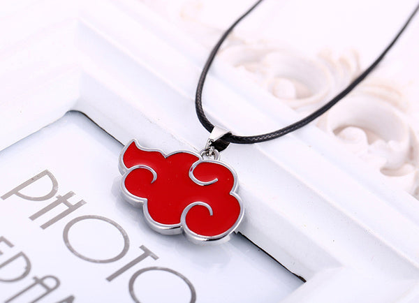 Naruto | Necklace | Red Cloud Akatsuki Style