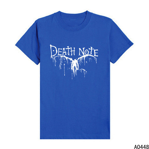 Death Note | T-shirt | Stylish and Casual  16 Styles