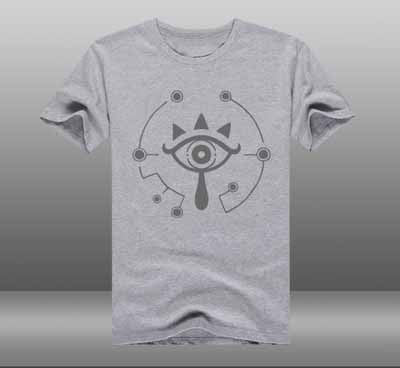 The Legend of Zelda | T-shirt | Breath of the Wild Eye Reflect Light 12 Styles
