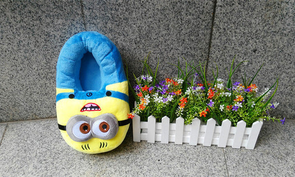 Minions Despicable Me, Soft and Warm Slippers