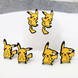 Pokemon | Stud Earrings |  Pikachu 5 Styles