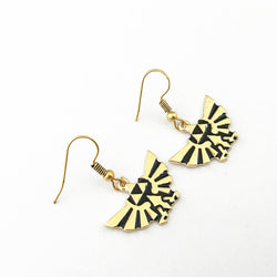The Legend of Zelda | Drop Earrings | TriForce