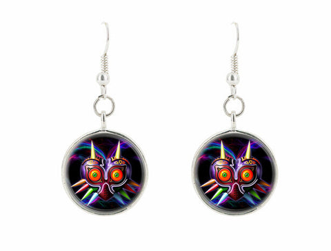 The Legend of Zelda Majora's Mask Drop Earrings