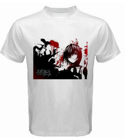 Elfen Lied | Casual T-shirt | Short Sleeve