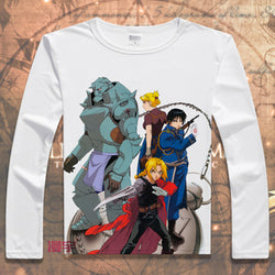 Full Metal Alchemist | T-shirt | Long Sleeve 21 Styles
