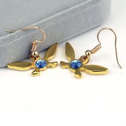 The Legend of Zelda | Butterfly Earrings | Gold/Silver
