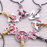 Naruto | Necklace | Simple Individuality Red Alloy in 6 Styles
