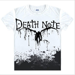 Death Note | T-shirt | Short Sleeved 8 Styles