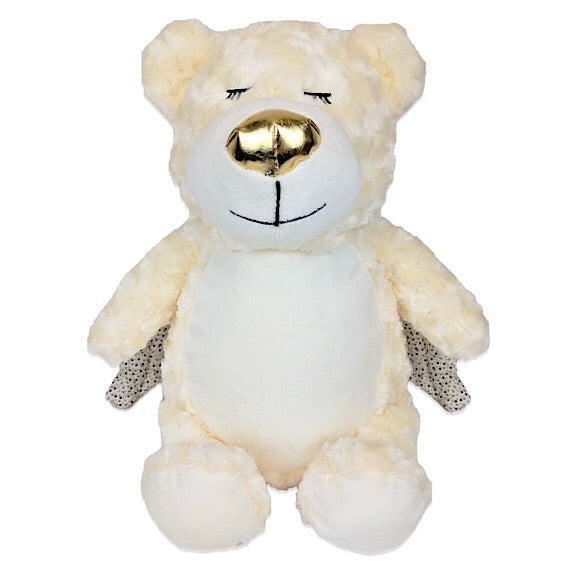 Angel Bear Plushie