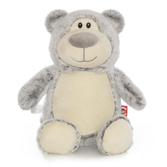 Heart Personalised Plushie Teddy
