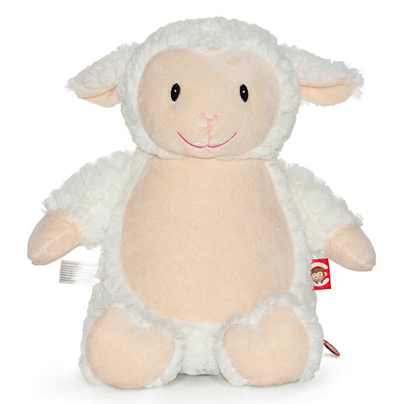 Loverby the Fluffy Lamb Plushie