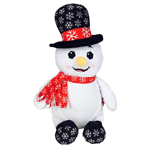 Snazzy Snowman