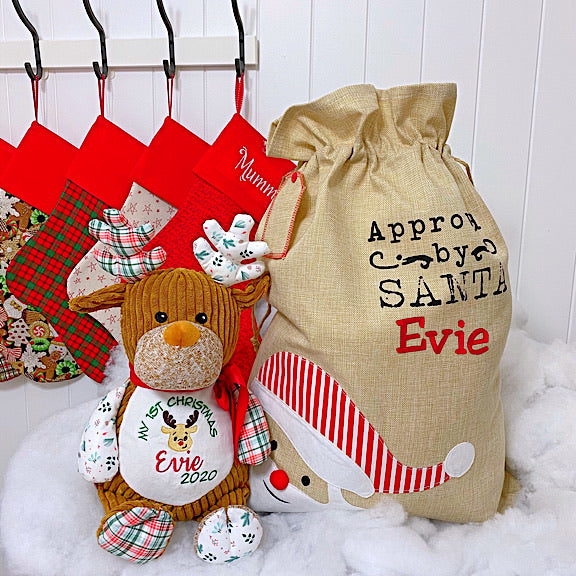 Approved by Santa Sack