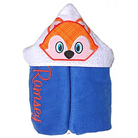 Roxy Foxy Hooded Towel