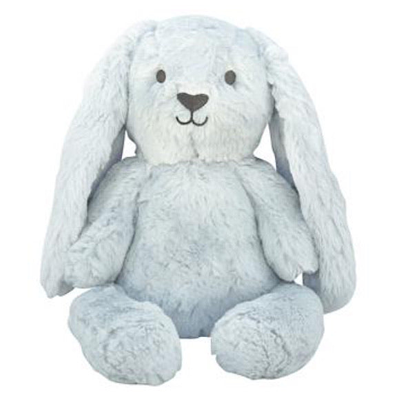 Baxter Bunny Huggie - Personalised Light Blue Bunny