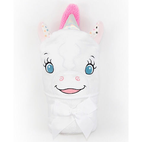 Starflower Unicorn Hooded Towel