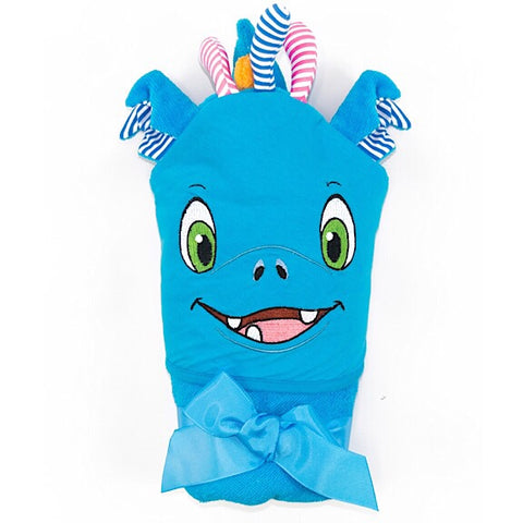 Dragon Hooded Towel