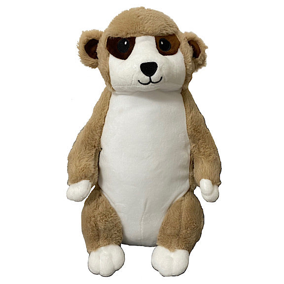 Malcolm the Meerkat Plushie