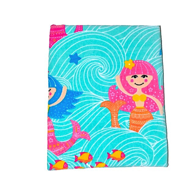Mermaids for Days Beach Towel