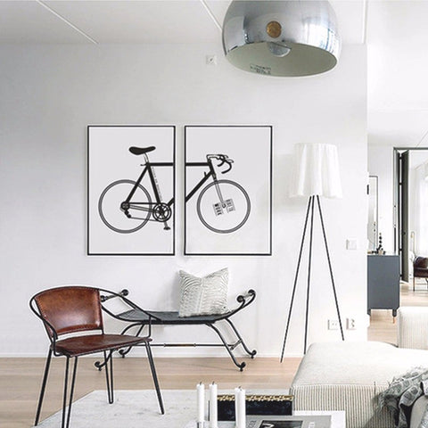 Bicycle Canvas Itee Now Shop