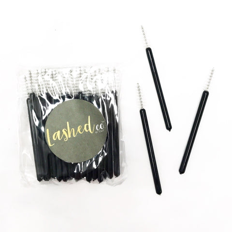 Mini Disposable Lash Wands 25pk