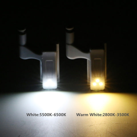 Hydraulic Hinge LED Light For Kitchen Cabinets, Closets, Living Room Cupboard, Wardrobe