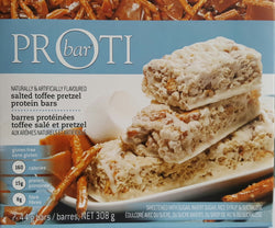 Bariatrix - Salted Toffee Pretzel Bar