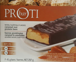 Bariatrix - Caramel Nut Bar