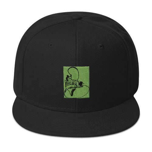 Snook Snapback Hat