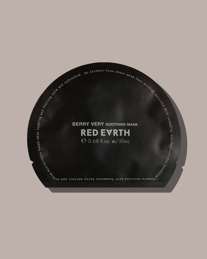 Berry Very Soothing Mask