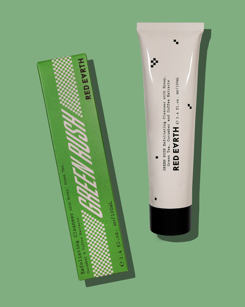 GREEN RUSH Exfoliating Cleanser