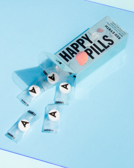 HAPPY PILLS Mask
